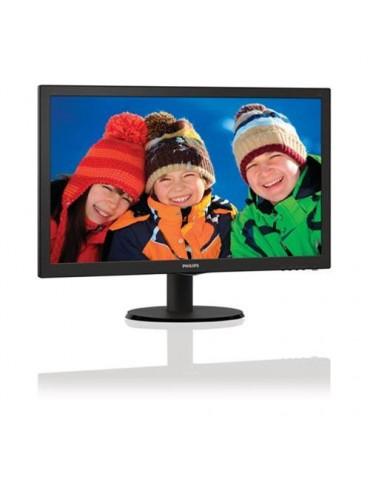Monitor Philips 21.5 LED 1920X1080 10000000 1 200CD M2 5MS VGA