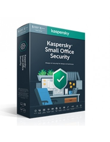 KASPERSKY Small Office KSOS_8_10 DEVICE_1 FILE SERVER 1 YEAR ITA